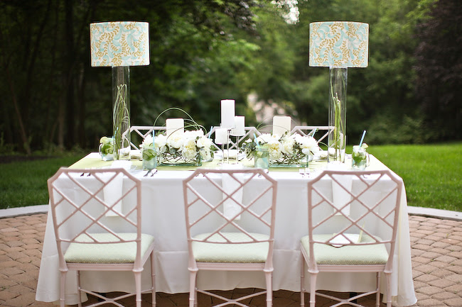 Inspired Creations Fabric Inspired Wedding Reception Ideas The Sweetest