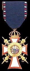 Knight Gold Cross