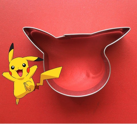 Pikachu Cake Mold