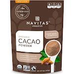 Navitas Naturals Organic Cacao Powder - 8 oz bag