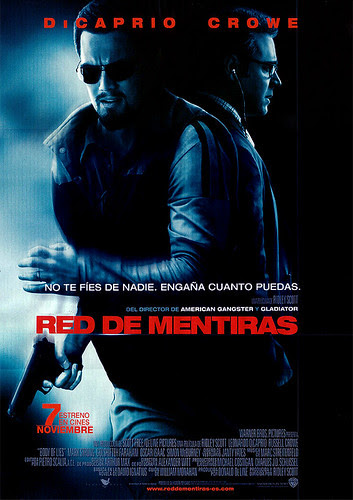 Red de mentiras (Ridley Scott, 2.008)