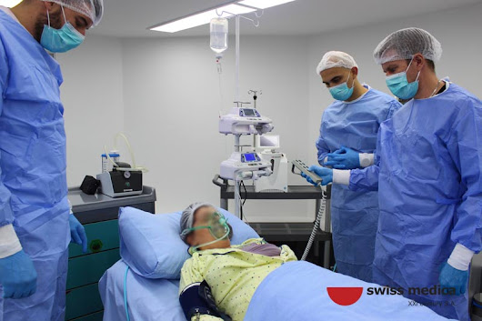 Multiple Sclerisis Patient from London stem cells treatment | Swiss Medica