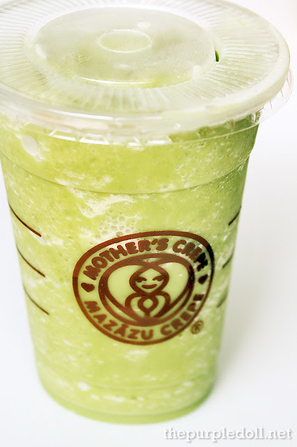 Green Tea Smoothie 16oz P95