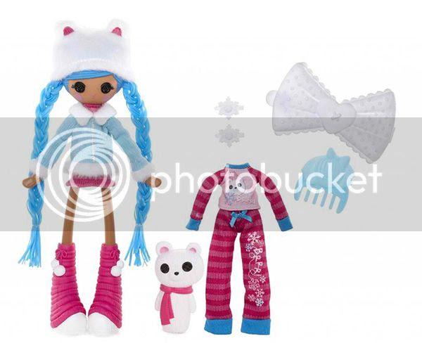 Lalaloopsy Girl's Mittens Fluff N Stuff Doll