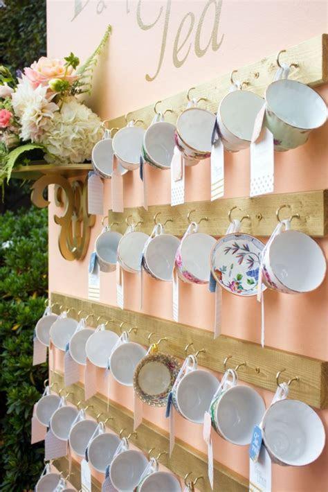 40  Creative Wedding Escort Cards Ideas   Deer Pearl Flowers