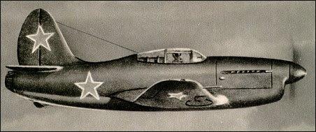 Sukhoi Su-5 (I-107)