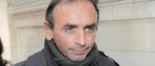 Le chroniqueur, journaliste et écrivain Éric Zemmour avait déclaré dans une interview avoir du