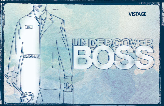 Undercover Boss uncovers new perspectives -  Vistage Executive Street Blog