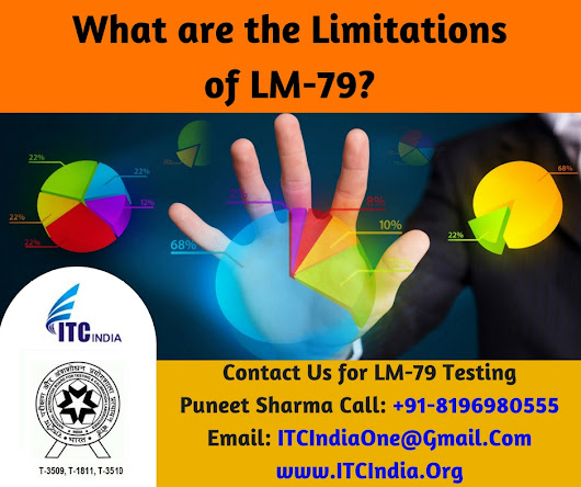 What are the limitations of LM-79?