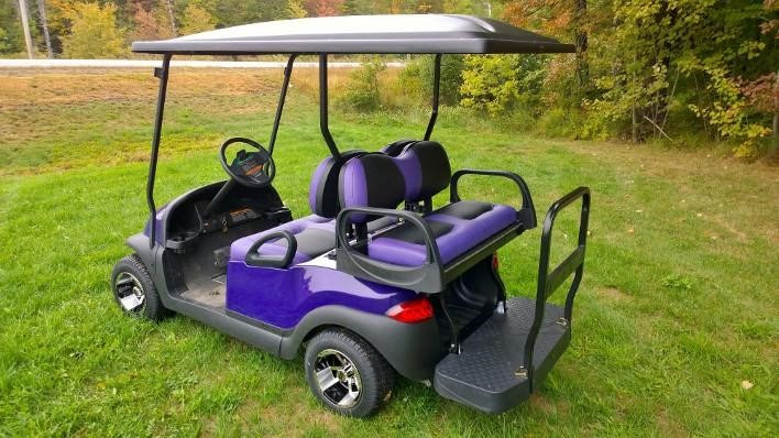 Dave Kingstons Karts Fall Special 4 Pass Electric Golf Cart  Month Warranty Dealer