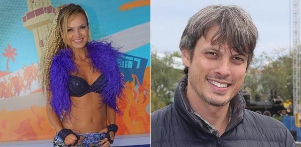 Eliana está namorando o diretor da Globo Adriano Ricco