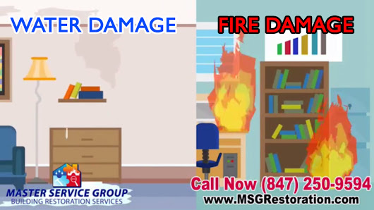 Why Hire a Professional to Do Water or Fire Damage Restoration?