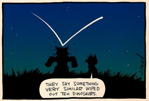 Laugh-Out-Loud Cats #2192 by Ape Lad