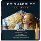 Prismacolor Verithin Colored Pencils, Assorted - 24 count