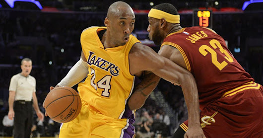 "Kobe Inc. files to trademark Bryant's ""Black Mamba"" nickname"