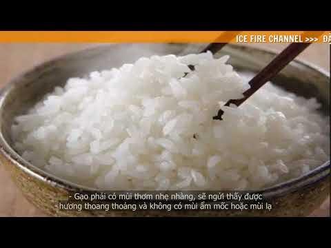 Hướng dẫn 5 cách cực dễ giúp nấu cơm kiểu gì cũng thơm, dẻo