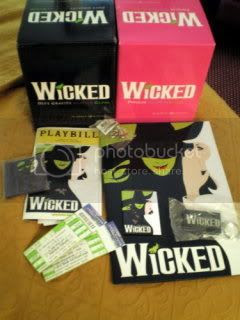 Wicked Souvenirs