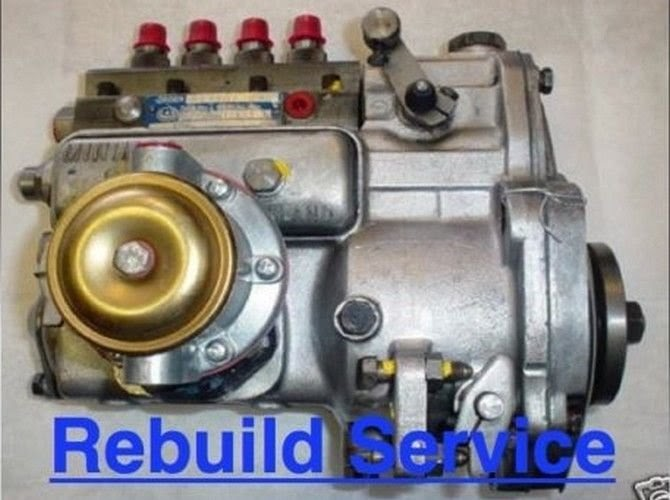 29 TUTORIAL P INJECTION PUMP WITH VIDEO TUTORIAL