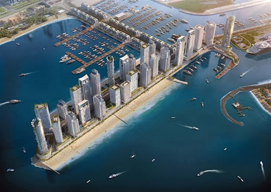 Developer Emaar, to build on 10 million sq ft plot in Dubai Harbour project