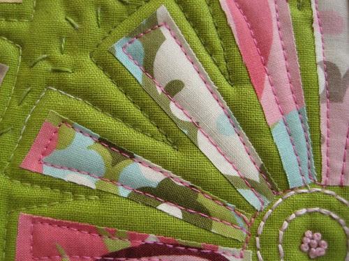 Allium detail2 by Poppyprint