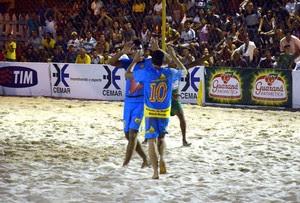Muito gols marcam os jogos do Estadual (Foto: Paulo de Tarso Jr.)