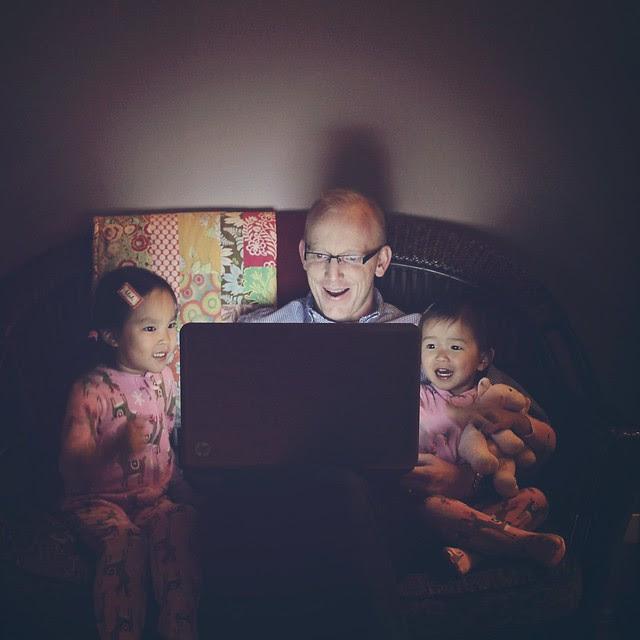 pre-bedtime songs on youtube!