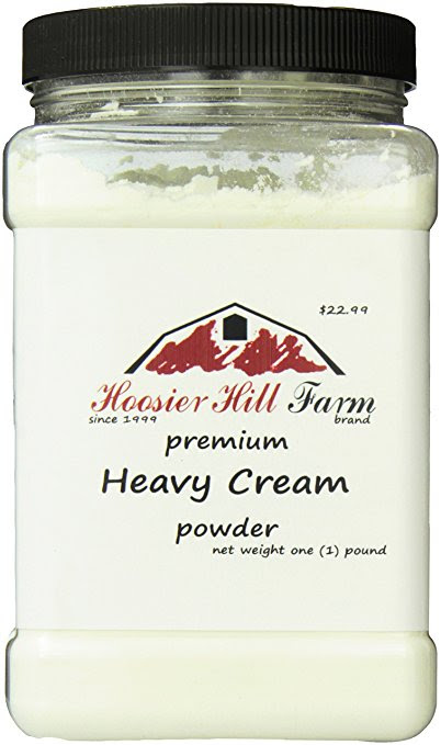 Hoosier Hill Farm Heavy Cream Powder Only $5.33 (Reg. $22.99)!