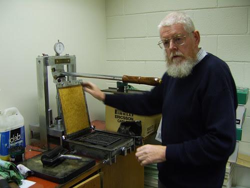 BM & the custom press