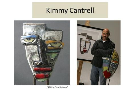 "Kimmy Cantrell A Georgia Artist ""FACES"". Georgia Artist, Kimmy Cantrell, was born and grew up here in Atlanta in the College Park area. His first experience. -  ppt download"