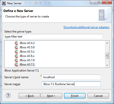 Jboss Integration with Eclipse ~ THE OS ADMINISTRATION BLOG