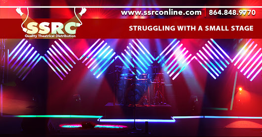 Struggling With a Small Stage? Use These Design Tips to Maximize What You Have! – SSRC Online