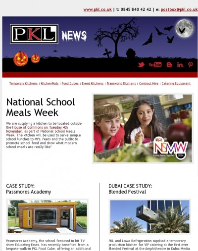 PKL October Newsletter