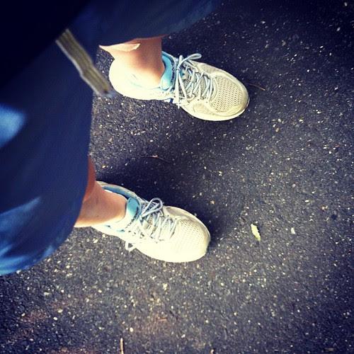 Morning run...