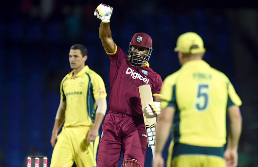 Samuels sparks Windies to big win