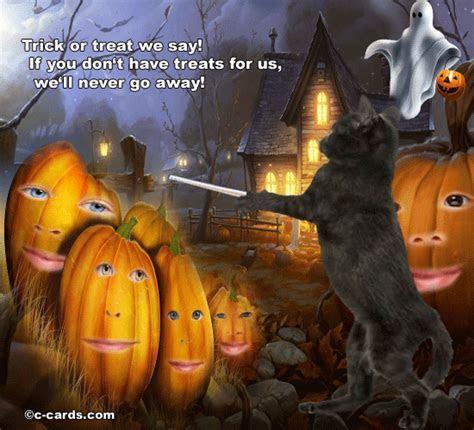 Singing Pumpkins! Free Jack o' lantern eCards, Greeting