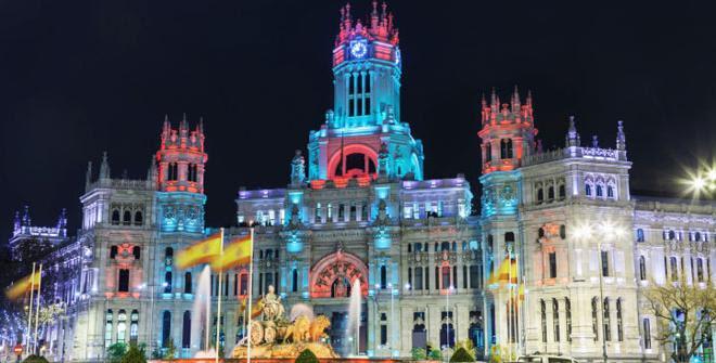 Resultado de imagen de actividades navideñas en madrid 2016 para familias