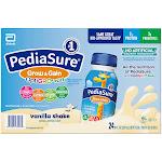 PediaSure OptiGRO Plus Kids Shake 8 fl oz., 24-count, Vanilla