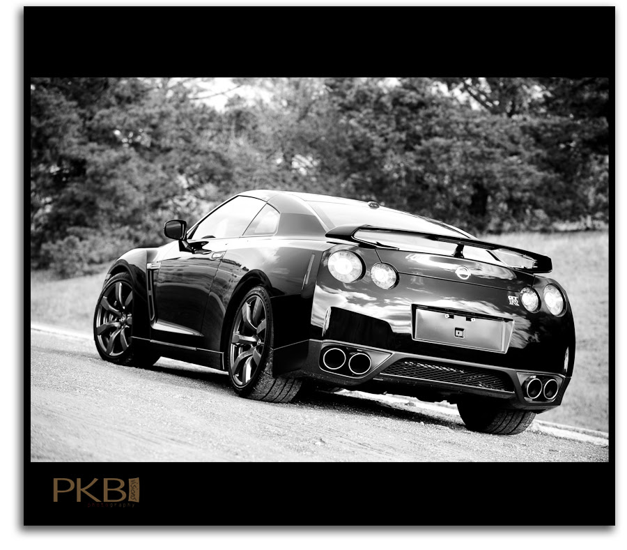 GTR - Nice Rear