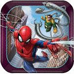 Spider-Man Square Plate