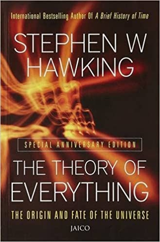 The Theory of Everything (The book which explains everything)