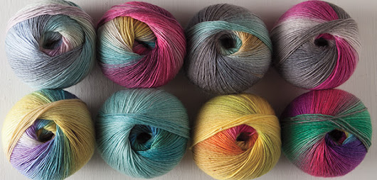 New Chroma Colors! - KnitPicks Staff Knitting Blog