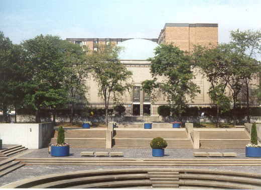 Photo of Buhl Planetarium in Allegheny  Square, Pittsburgh