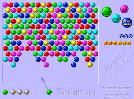 Bubble Shooter - Time pass at its best