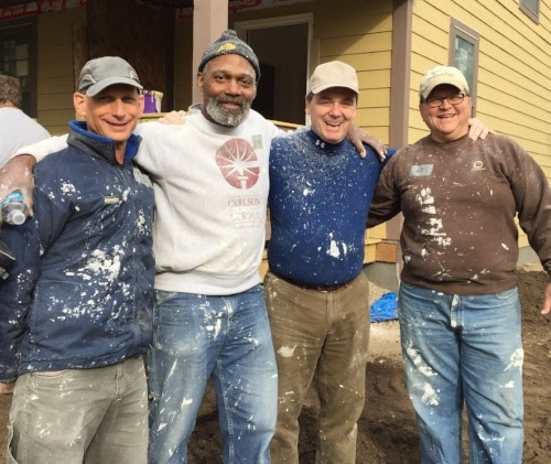 Habitat volunteering is good for the soul