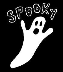 Spooky shirt design