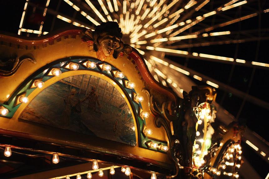 carosel lights