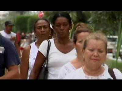Cuba's only protest group resumes