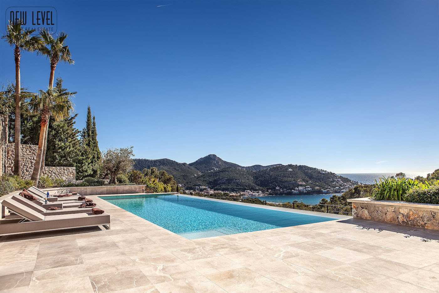 Infinity Pool Amazing Views Villa in Puerto de Andratx