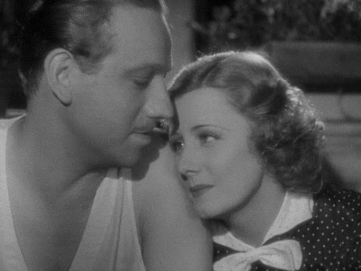 Irene Dunne and Melvyn Douglas in Theodora Goes Wild