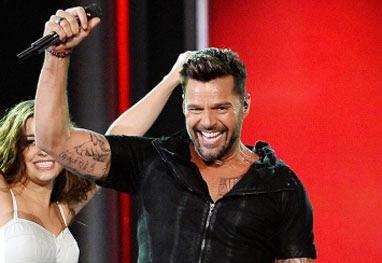 Ricky Martin anuncia que Vida está em primeiro lugar na China - Getty Images